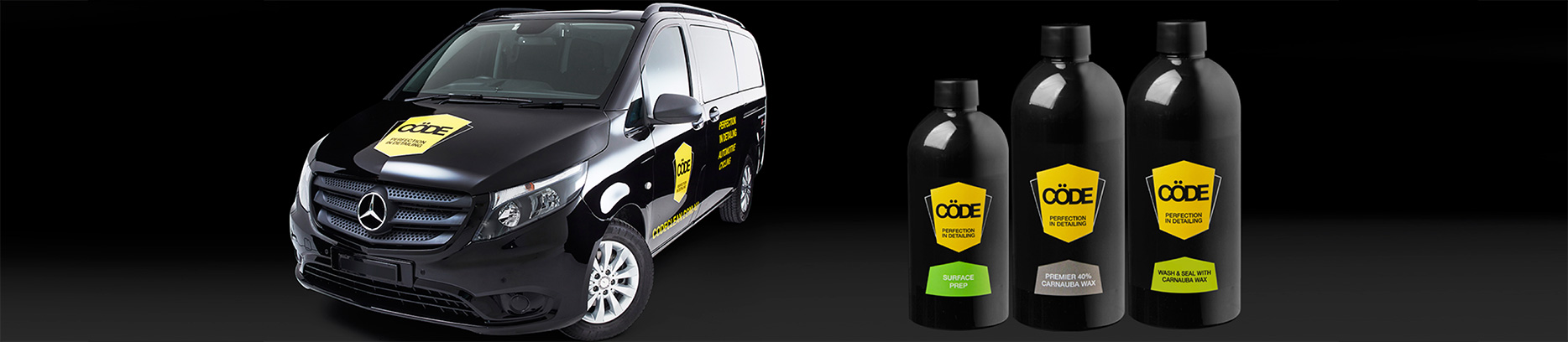 Automotive detailing by CödeClean UK