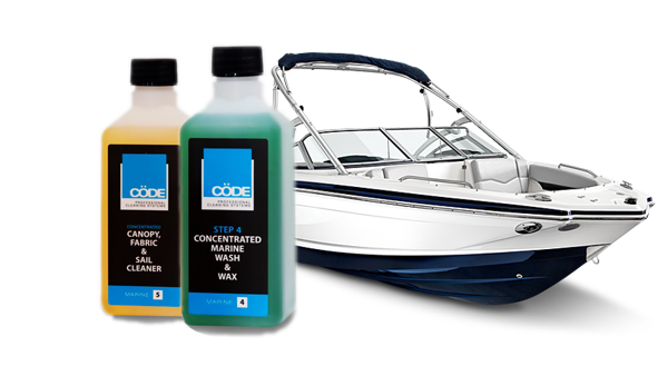 View CodeClean Marine Products