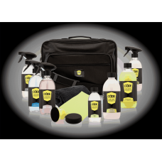 CödeClean Professional Car Care Bag Automotive