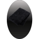 Black Microfibre Cloth Accesories Products