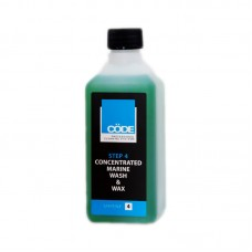 Concentrated Marine Wash and Wax Marine
