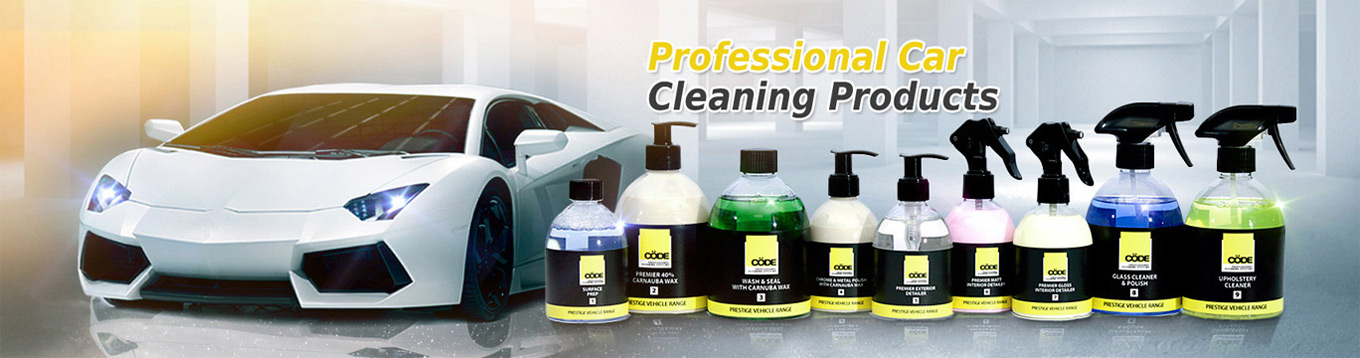 Professional Car & Marine Cleaning Products